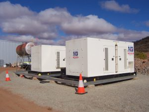 Generators in Coobina